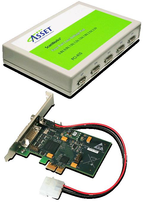 PCIe 410 Hardware